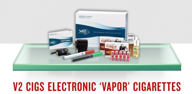 v2 cigs electronic vapor cigarettes
